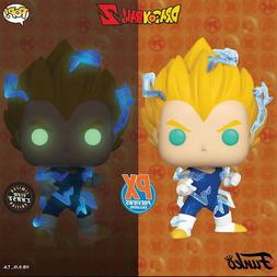 Funko Pop! Dragon Ball Z Super Saiyan 2 Vegeta PX Exclusive