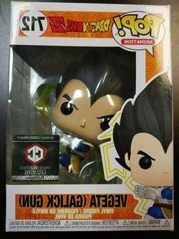 Funko Pop! Dragon Ball Z Vegeta Galick Gun Chalice Exclusive