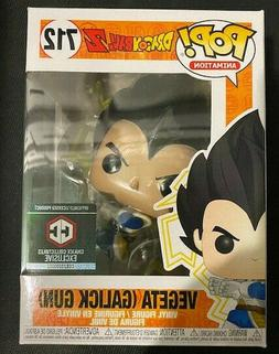 Funko Pop! Dragon Ball Z Vegeta Galick Gun Chalice Exclusive