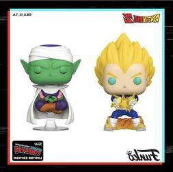 Funko Pop Dragonball Z NYCC 2019 Shared Sticker Exclusives B