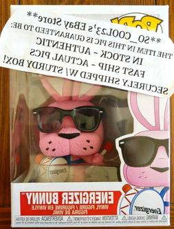 FUNKO POP ENERGIZER BUNNY AD ICONS VINYL FIGURE LIMITED BRAN