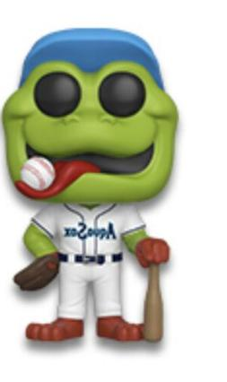 Funko Pop Everett Aquasox Webbly Sga 6/21/19. FREE PRIORITY
