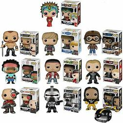 "Funko POP Exclusive Mystery Starter Pack Set of 10 ""Includes"