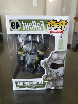 Funko POP! Fallout 4 - Brotherhood of Steel Vinyl Figure