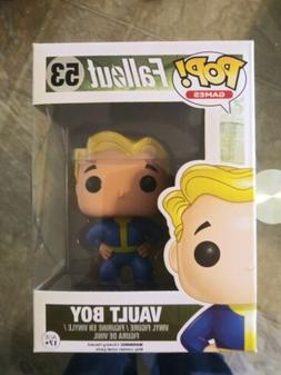 Funko pop Fallout 4 Vault Boy