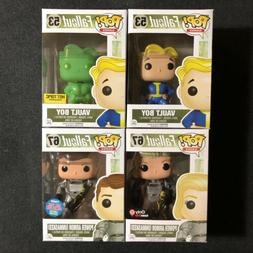 pop fallout lot of 4 gitd vault