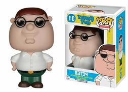 Funko Pop Family Guy PETER cartoon Fox Vinyl Collectible Act