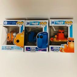 Funko Pop Finding Nemo & Finding Dory & Hank Bundle - Funko