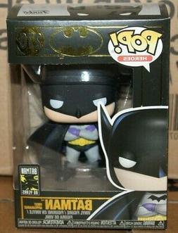 Funko POP First Appearance Batman!!!