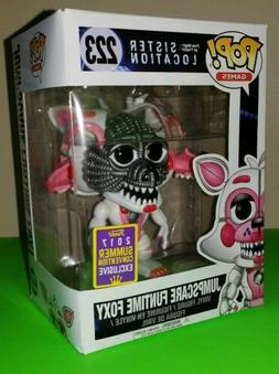 Funko Pop! Five Nights at Freddy's  Jumpscare Funtime Foxy -