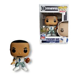 Funko Pop! Football: NFL | Dak Prescott Dallas Cowboys Home