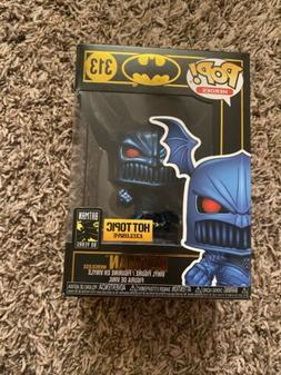 Funko Pop *FREE EcoTEK* DC Heroes BATMAN MERCILESS #313 Hot