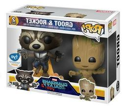 FUNKO POP FYE Exclusive GUARDIANS of the GALAXY Vol 2 GROOT
