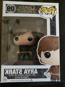 Funko Pop! Game of Thrones #09 Arya Stark w/ Needle New