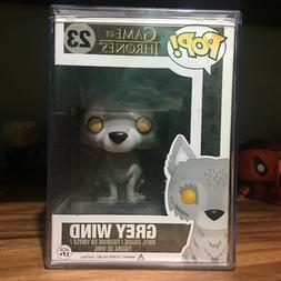 Funko POP Game of Thrones 23 Grey Wind in Hard Stack