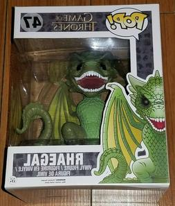 "Funko Pop Game of Thrones #47 Rhaegal 6"" Dragon GoT"