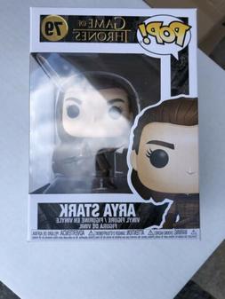 Funko Pop - Game Of Thrones 79 - Arya Stark W/ 2 Headed Spea