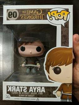 Funko POP Game of Thrones Arya Stark #09 Retired
