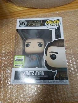 Funko Pop! Game Of Thrones Arya Stark #76 ECCC 2019 Exclusiv