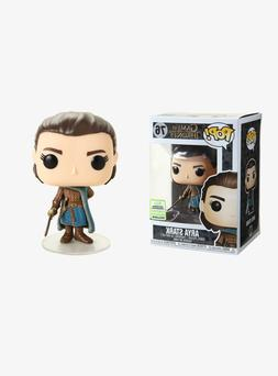 Funko Pop! Game of Thrones Arya Stark Assassin #76 ECCC 2019