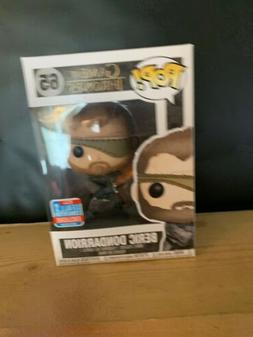Funko Pop Game of Thrones Beric Dondarrion 2018 Fall Convent