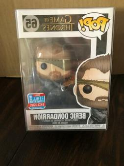 Funko Pop! Game of Thrones - Beric Dondarrion 2018 Fall Conv