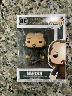 Funko POP Game Of Thrones Bronn  #54 HBO VAULTED