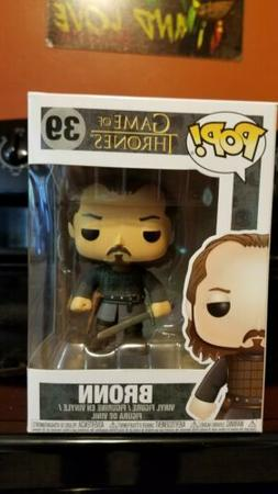 Funko pop game of thrones bronn 'VAULTED'