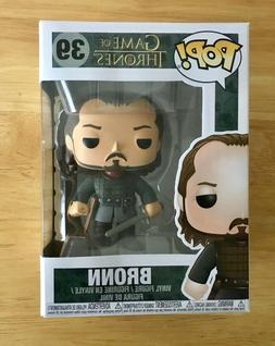 Funko POP Game of Thrones: Bronn vinyl figure #39
