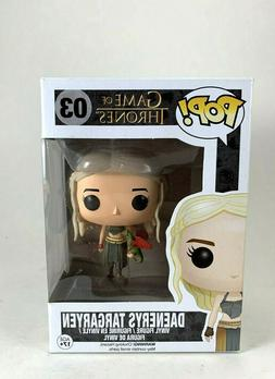 Funko  Pop! Game Of Thrones Daenerys Targaryen 03 Vinyl Figu
