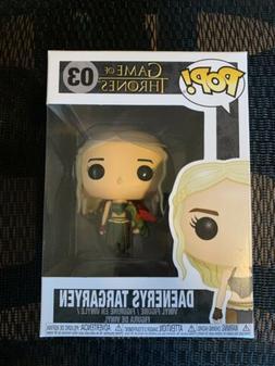 Funko POP! Game Of Thrones Daenerys Targaryen with Drogon VA