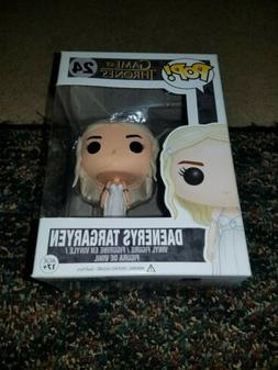 Funko Pop! Game Of Thrones Daenerys Targaryen Dress #24 Viny