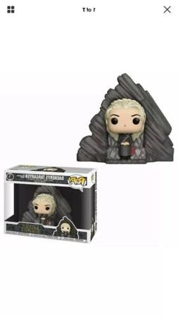 funko pop! Game Of Thrones Daenerys Targaryen On Dragon Ston