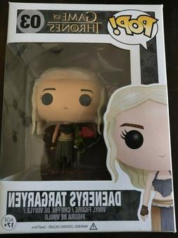 Funko Pop! Game of Thrones - Daenerys Targaryen w/ Dragon #0