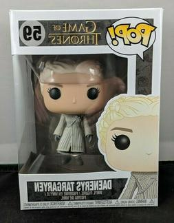 Funko Pop! Game Of Thrones: Daenerys Targaryen - White Coat