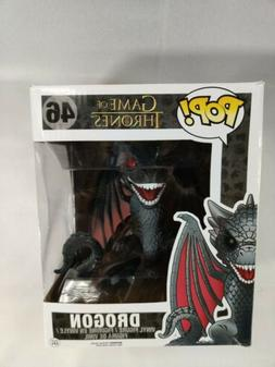 Funko Pop! Game of Thrones Drogon #46 Red Eyes Hot Topic Exc