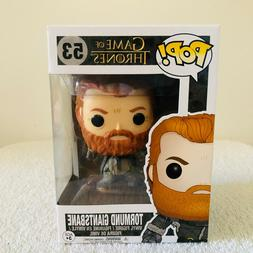 pop game of thrones got tormund giantsbane