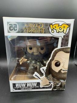 Funko Pop! Game of Thrones GOT Wun Wun #55