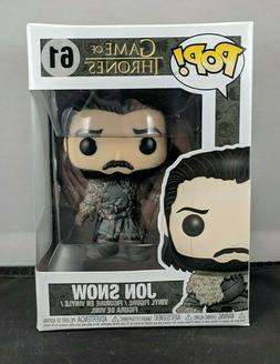 Funko Pop! Game of Thrones: Jon Snow - Beyond the Wall #61