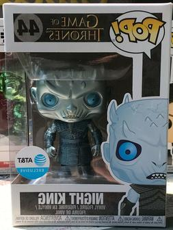 Funko Pop! Game Of Thrones: Night King #44 - AT&T Exclusive