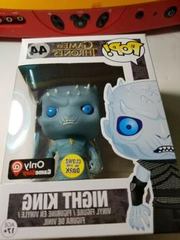 Funko Pop! Game of Thrones Night King glow in the dark Game