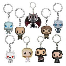 Funko Pop! Game of Thrones Pocket Keychain Daenerys Targarye