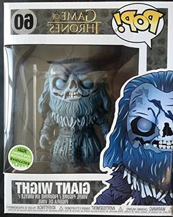 Funko Pop: Game of Thrones - Giant Wight - 6 Inch Vinyl Figu