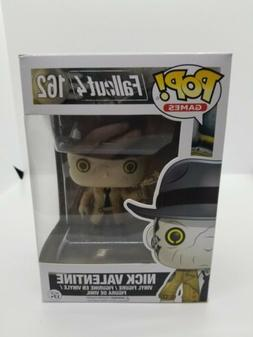 Funko Pop! Games #162 Nick Valentine Fallout 4 Vaulted Rare