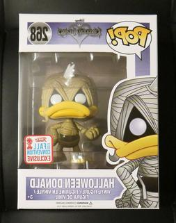 Funko Pop Games #268 Kingdom Hearts Halloween Donald 2017 NY