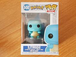 Funko Pop! Games #504 - Pokemon - Squirtle, In-Hand Ready to