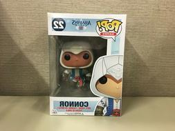 Funko Pop! Games: Assassin's Creed - Connor #22 Vaulted New