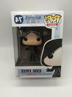 FUNKO POP GAMES ASSASSIN'S CREED SYNDICATE EVIE FRYE #74 VIN