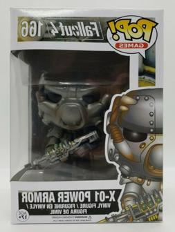 Funko Pop! Games: Fallout 4 #166 X-01 Power Armor Vaulted Ne