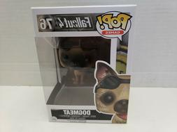 Funko Pop! Games: Fallout 4 Dogmeat Action Figure